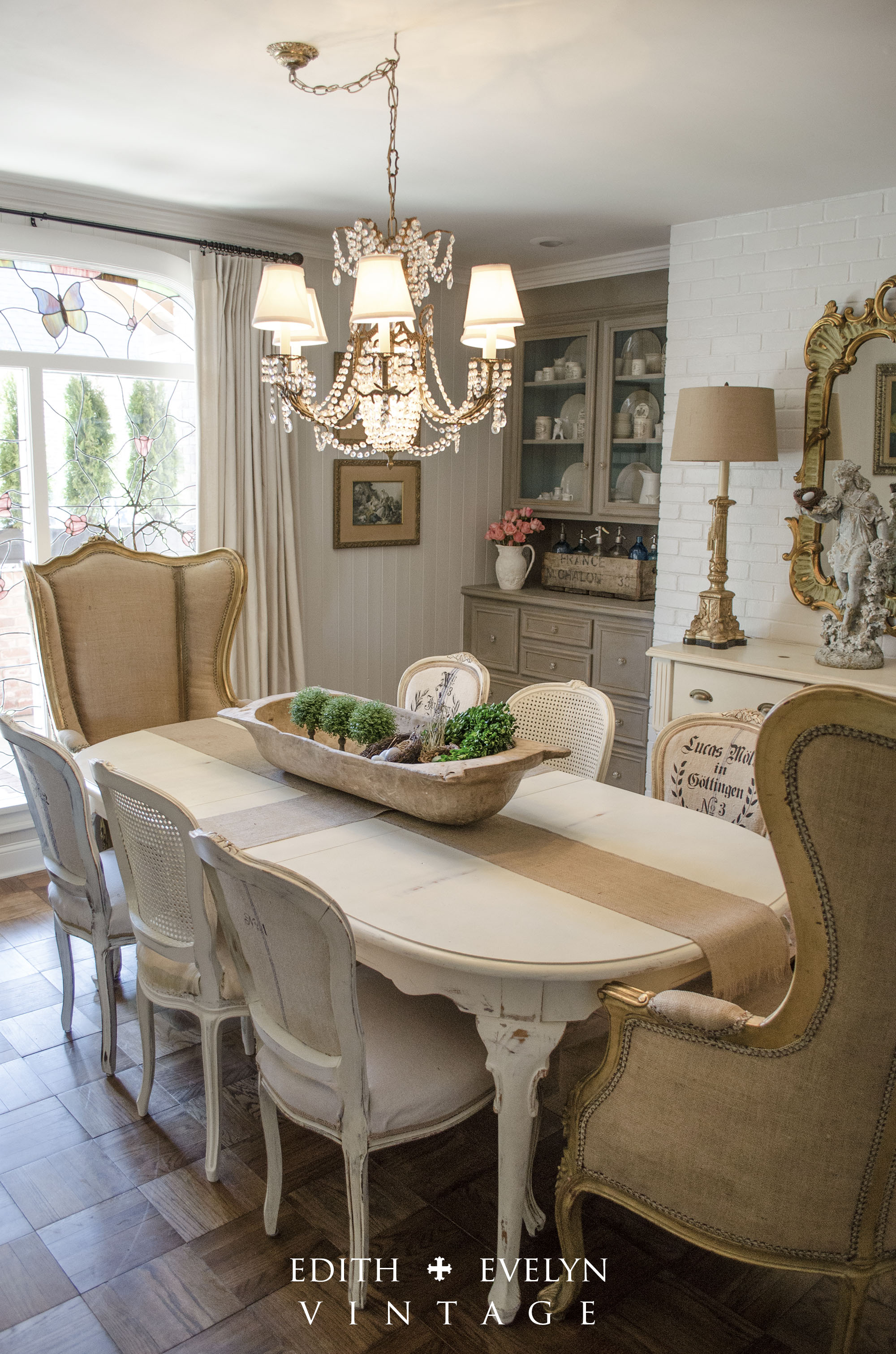 The Dining Room Renovation | Edith & Evelyn Vintage Interiors